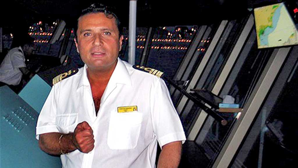 Francesco Schettino (Foto: Reuters)