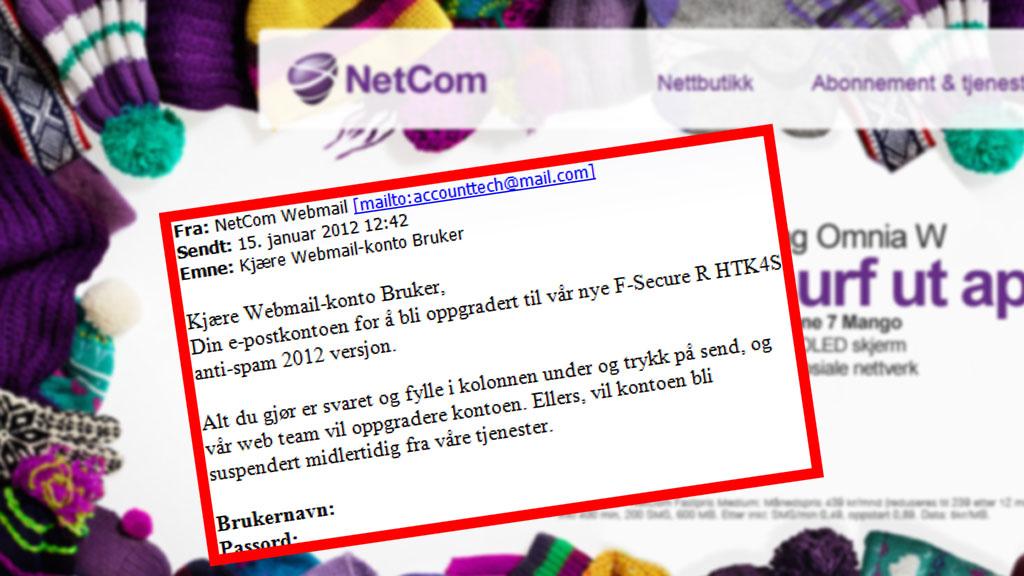 netcom (Foto: Faksimile/Faksimile NetCom.no)