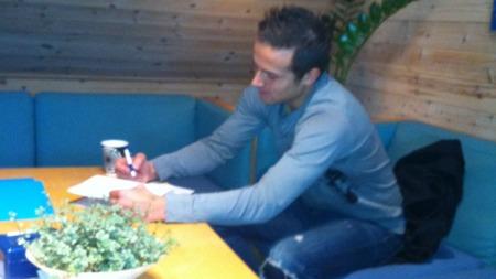 Holmvik signerer med Sandnes Ulf