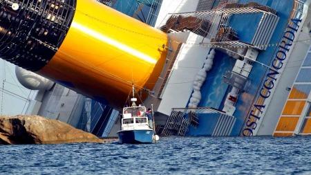 Costa Concordia (Foto: AP)