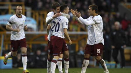 Robbie Keane senket gamleklubben, men valgte av respekt å ikke å feire. (Foto: Nick Potts/Pa Photos)
