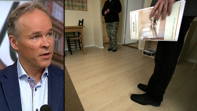 VIL ØKE BSU-BELØPENE: - BSU-låneordningen må økes, slik at den holder takt med kravet om 15 prosent egenkapital ved kjøp av bolig. Det krever en samlet oposisjon i Finanskomiteen.  (Foto: TV 2/Scanpix)