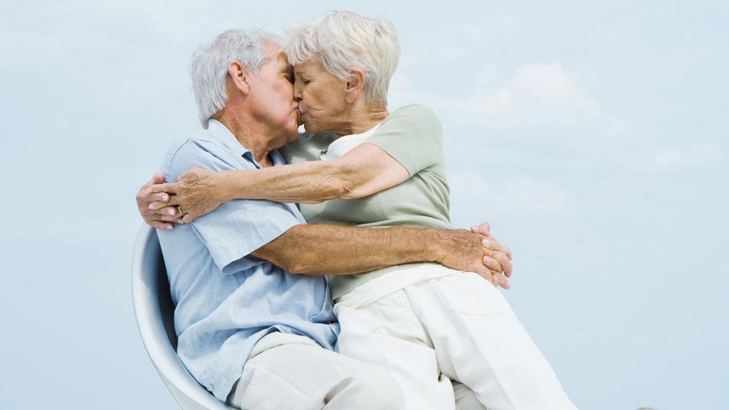 eldre kjærlighet (Foto: Illustrasjonsbilde)
