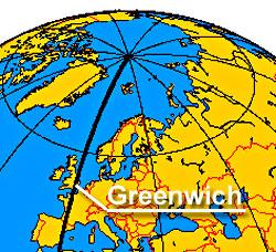 Nullgraden går gjennom Greenwich. (Foto: Wikipedia Commons)