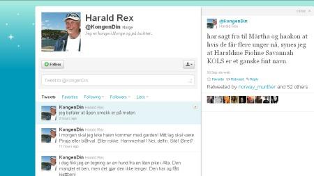 harald (Foto: Twitter.com)