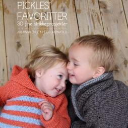 Du kan vinne strikkeboken «Pickles favoritter»