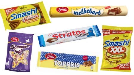 nyhet-sjokolade (Foto: Freia/Nidar)