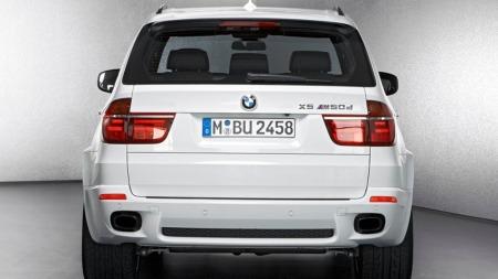 BMW X5 50d bakfra