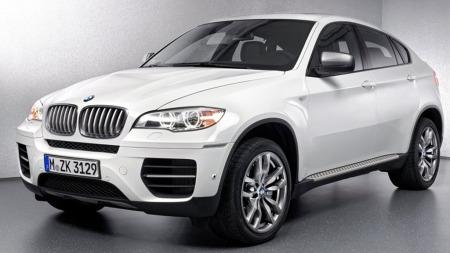 BMW X6 M50d.