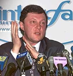 KOM IKKE OVER SPERREGRENSEN: De liberales kandidat Grigorij Javlinskij.