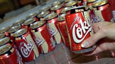 vanilla-coke-scanpix   (Foto: Janerik Henriksson / SCANPIX)