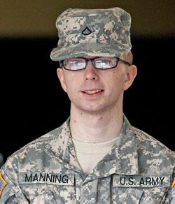 Bradley Manning (Foto: AP)