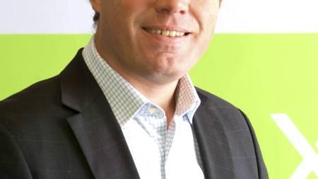 Erik Frydenber, direktør Elixia (Foto: Elixia/)