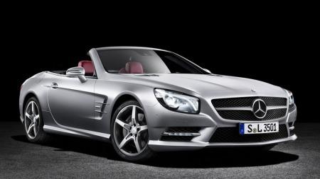 ML har aner tilbake til 1952 - og er en av de klassiske og mest elegante modellen fra Mercedes.