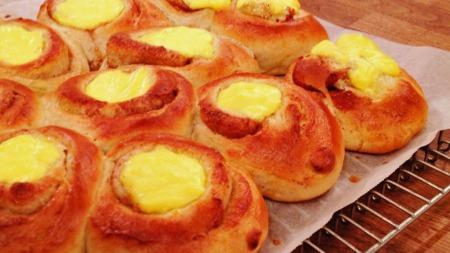 Wenches solboller med smak av appelsin og vanilje.  (Foto: God morgen Norge)