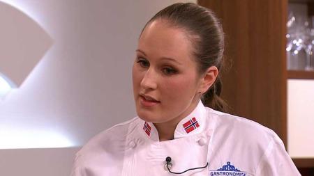 Guro Helgesdotter Rognsnå er doktorgradsstipendiat ved Gastronomisk institutt i Stavanger.  (Foto: God morgen Norge)