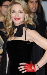 POPDRONNING OG MOTEIKON: Madonna er et våre største moteikoner   og trendsettere.