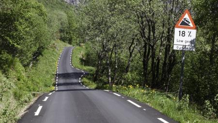 vei-skilt (Foto: Illustrasjonsfoto)