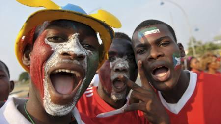 Equatorial Guinea (Foto: ALEXANDER JOE/Afp)