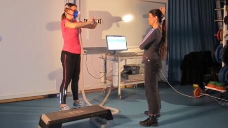 shake-weight-test (Foto: Terje Andersen)
