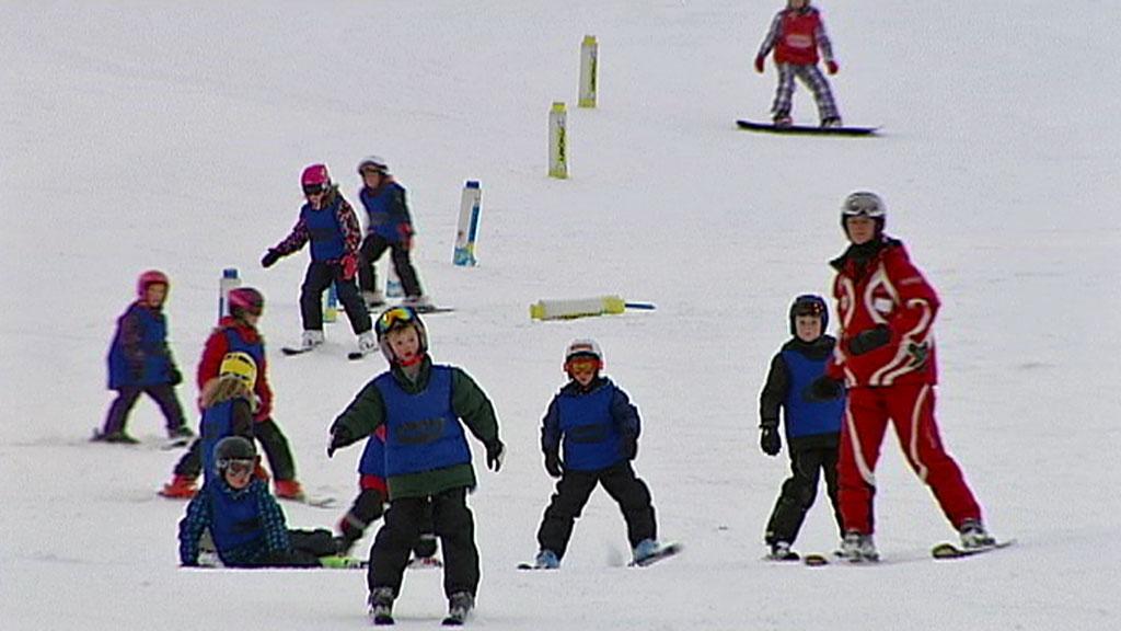 skiskole (Foto: TV 2)