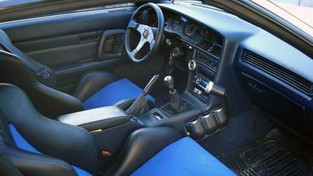 Supra var i tillegg til å være en velkjørende GT-bil også en kostbar affære, og interiøret har også klasse. Stolene og de ekstra instrumentene avslører at denne bilen er i entusiastiske hender. Foto: Privat