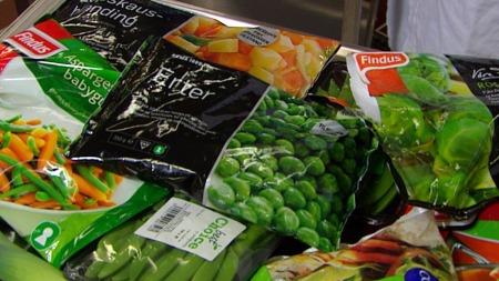 Frosne-gronnsaker (Foto: TV 2 hjelper deg)