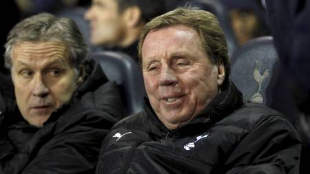 Harry kunne smile. En perfekt uke ble toppet med 5-0 over Newcastle. (Foto: STEFAN WERMUTH/Reuters)