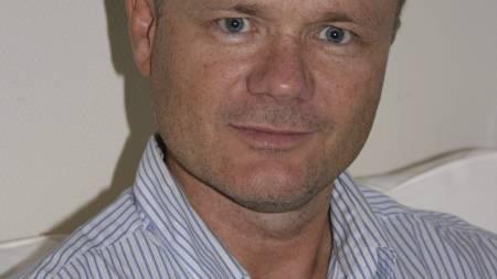 Bjørn Bjorvatn (Foto: Privat/)