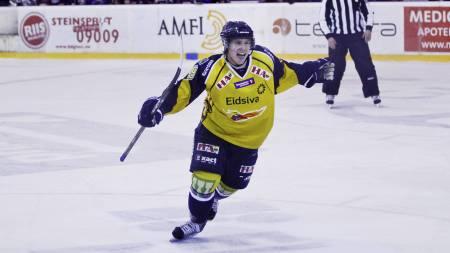 Joakim Jensen Storhamar (Foto: Andersen, Aleksander/Scanpix)