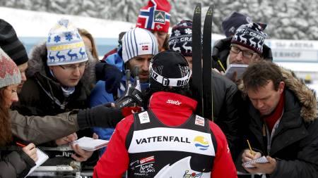 Marit Bjørgen (Foto: Åserud, Lise/Scanpix)