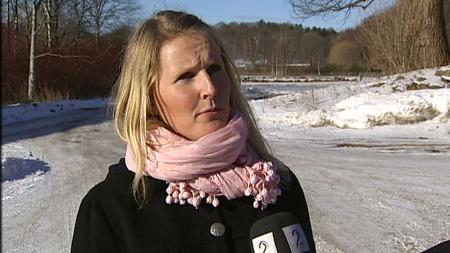 MÅ RYDDE OPP: Bistandsadvokat Marie Solvoll Lyby mener politiet må rydde opp og begynne å ta familievoldssaker på alvor. (Foto: TV 2)