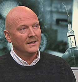 Administrerende direktør Åge Nærdal i GSK Norge.
