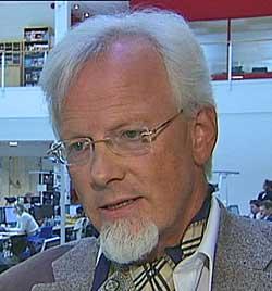 Jan Helge Solbakk, professor i medisinsk etikk ved Universitetet   i Oslo.