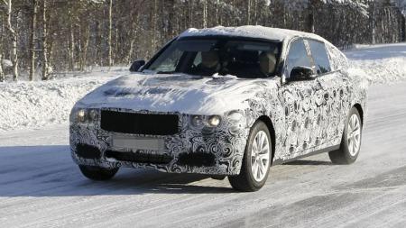 BMW 3-serie GT. (Foto: Scoopy)