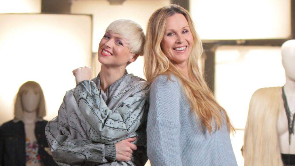 NYTT TV2-PROGRAM: Mariann Thomassen og Dorthe Skappel er programledere i STIL.