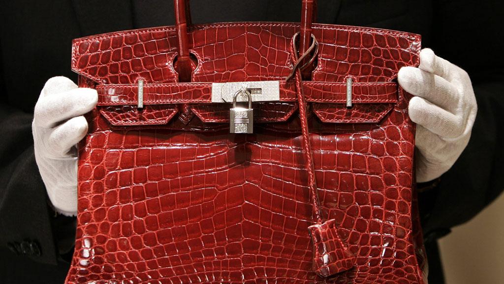 Hermès veskene har fått luksusstatus???