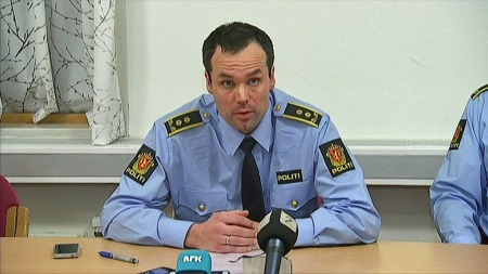 Påtaleansvarlig Asbjørn Onarheim i Hordaland politidistrikt. (Foto: TV 2)