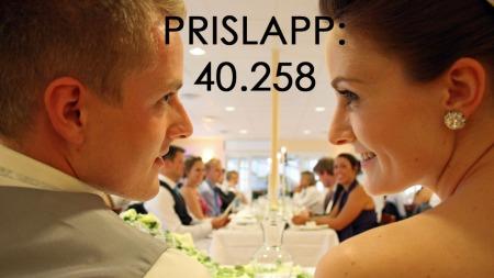 bryllupsmiddag (Foto: Synnøve Sørgaard)