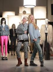 STIL: Programlederne Dorthe Skappel og Mariann Thomassen skal lede «STIL» - et program om mote og personlig stil som har premiere på TV 2 5.mars.