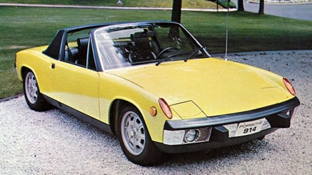 Modellsamarbeidet med Volkswagen-konsernet strakte seg helt tilbake til 60-tallet, da begge satte navnene sine på 914-modellen: Volkswagen på de med firesylindret motor, og Porsche på de med seks sylindre - eller samtlige i USA.