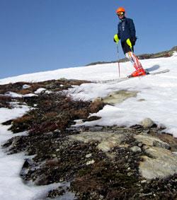 Skientusiastene går rtøffe år i møte. (Foto: Illustrasjon/ Halvard Alvik / Scanpix)