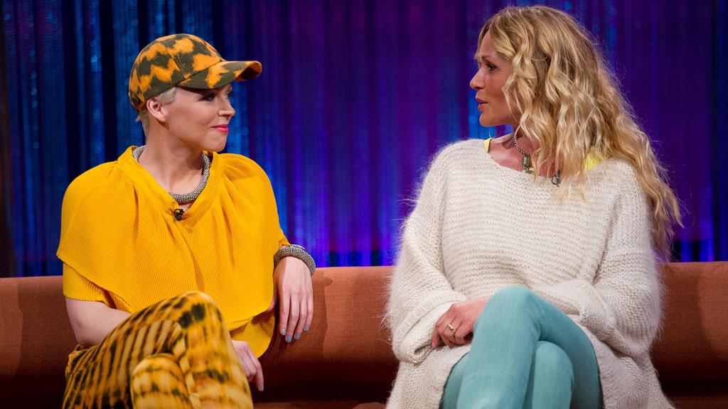 MAKKERE I NYTT TV 2-PROGRAM: Mariann Thomassen (t.v) og Dorthe Skappel er programledere for moteprogrammet STIL, med premiere på TV 2 5.mars.