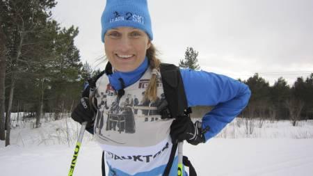 BIRKEN-TIPS: Skiinstruktør Siri Halle gir deg sine beste tips til hvordan du kan forberede deg optimalt til Birkebeinerrennet. (Foto: Eivind A. Pettersen/)