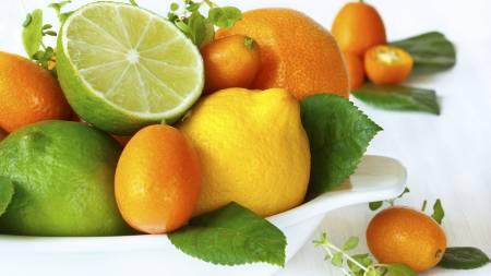 SITRUSFRUKTER: Spesielt appelsiner og grapefrukt inneholder kjemoske forbindelser som minsker risikoen for slag. (Foto: Illustrasjonsbilde / Colourbox/)