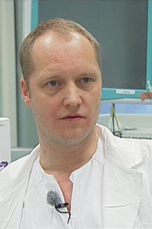 Bjørn Brøndmo, Plastikkirurg og tillitsvalgt ved OUS (Foto: TV 2 )