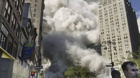 Angrepene mot USA 11. september 2001 rystet en hel verden. (Foto: AMY SANCETTA/AP)
