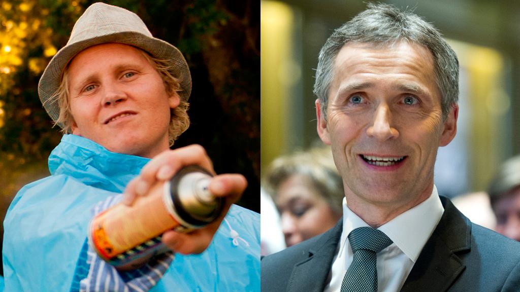 Også statsminister Jens Stoltenberg har lagt sin elsk på «Sommerfuggel i vinterland» med Vinni, og har nyversjonen av Halvdan Sivertsen-klassikeren på sin spilleliste.