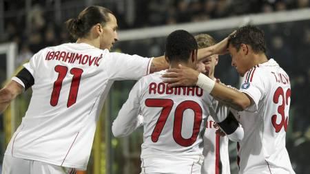 AC Milan (Foto: Antonio Calanni/Ap)