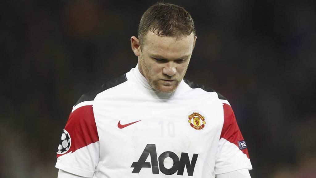 Wayne Rooney (Foto: Peter Klaunzer/Ap)